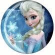 アナと雪の女王FrozenエルサQueenElsaofArendelleバッチブローチ缶バッチloungeflyラウンジフライ【楽ギフ_包装】