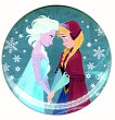 アナと雪の女王FrozenエルサQueenElsaofArendelleアナPrincessAnnaofArendelleバッチブローチ缶バッチloungeflyラウンジフライ【楽ギフ_包装】