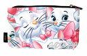 子猫のマリー マリー Marieおしゃれキャット The Aristocatsポーチ ペンケースloungefly ラウンジフライ薄型ポーチ 化粧ポーチ …