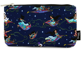 Aladdin Aladdin Aladdin JASMINE Aladdin jasmine porch makeup porch pen case loungefly lounge fried food