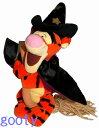 くまのプーさん ティガーWinnie the Pooh TiggerTigger on Broomほうきにのったティガーロンドン ディズニーストアビーンバッグ 縫…