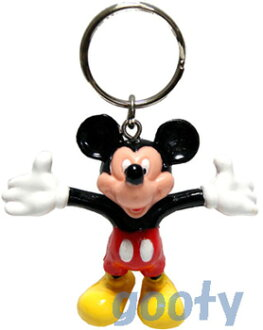 Mickey Mouse key chain mickey mouse Keychain manufacture discontinued Banzai imported directly from the United States