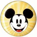 ミニーマウス ミニー 缶バッチスターミッキー!loungefly ラウンジフライ