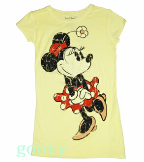 Vintage Minnie mouse your short-sleeved t-shirt (PITA T)