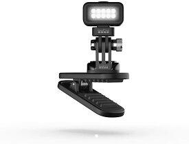 【GoPro公式限定】 Zeus Mini マグネット付き スイベル クリップ ライト