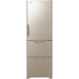 限定特価!日立 R-S38JV XN 冷蔵庫 (375L・右開き) 3ドア クリスタルシャンパン 真空チルド 【展示品】【送料込(北海道/九州/沖縄/離島別途)】【標準設置込】【代引き不可】