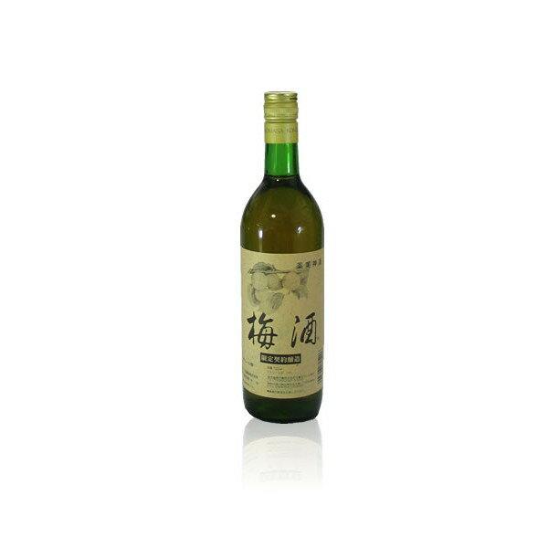 薬美神酒(やくみしんしゅ)特製梅酒720ml