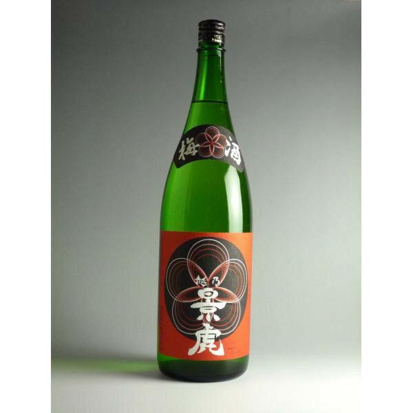 景虎梅酒1800ml【梅酒/新潟/諸橋酒造】
