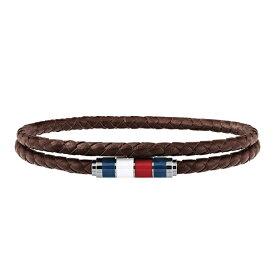 クーポンで500円OFF! トミー ヒルフィガー ブレスレット 2790055 ブラウン ブレスレット TOMMY HILFIGER bracelet ユニセックス