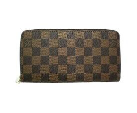 ルイヴィトン 長財布 ジッピーウォレット ダミエ N60015 LOUIS VUITTON ヴィトン 財布 レディース メンズ ギフト