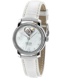エポス エモーション オープンハート ダイヤモンド 4314HTWHP レディース 腕時計 自動巻き epos Emotion ホワイト系