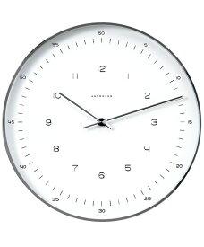 予約受付中(納期:11月中旬~) ユンハンス マックスビル 367 6047 00 掛時計 JUNGHANS Max Bill Wall Clock ※ラッピング不可 367/6047.00