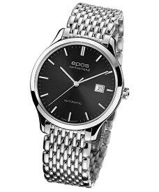 epos エポス Originale 腕時計 3420GYM 自動巻 グレー系