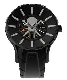 ワケあり アウトレット 55%OFF! ノア ゴースト GST001 自動巻き 腕時計 メンズ NOA GHOST ※入荷時期によってストラップはラバーまたはレザーとなります。