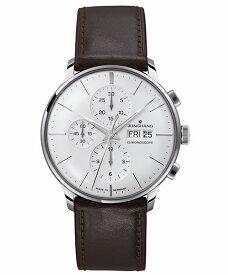 特価品 ユンハンス マイスター クロノスコープ 027 4120 01 腕時計 メンズ JUNGHANS Meister Chronoscope 027/4120.01 自動巻 ブラウン系