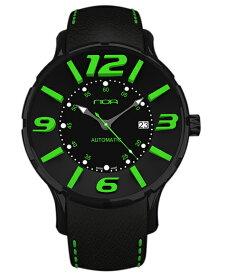 ワケあり アウトレット 55%OFF! ノア 16.75 GA021 自動巻き 腕時計 メンズ NOA ※入荷時期によってストラップはラバーまたはレザーとなります。