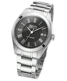 epos エポス オリジナーレ クラシック 腕時計 3411RBKMOriginale Classic 自動巻 メタルブレス ブラック系