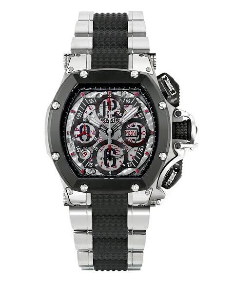 AQUANAUTIC アクアノウティック 腕時計 キング トノー クロノグラフ シービュー TNSVSKN22T02 KING TONNEAU CHRONOGRAPH See-View