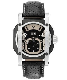 维斯康蒂维斯康蒂维斯康蒂的手表 25 周年 GMT 体育 W102-01-106-00 体育 GMT