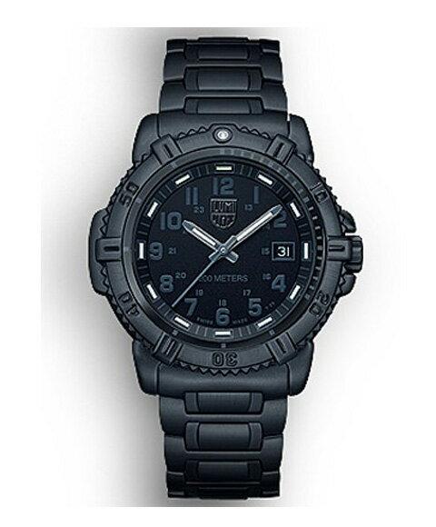 ルミノックス ネイビーシールズ カラーマークシリーズ 7252Blackout 腕時計 レディース ブラックアウト LUMINOX U.S.NAVY SEALs