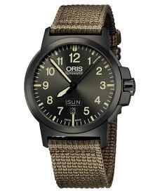 オリス BC3 アドバンスド デイデイト 73576414263F 腕時計 メンズ 自動巻 Oris BC3 Advanced Day Date 735 7641 4263F ブラウン系