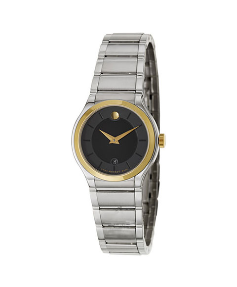 モバード クアドロ 0606494 腕時計 レディース MOVADO Quadro