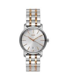 ラドー ダイアマスター R14089103 腕時計 レディース RADO Diamaster メタルブレス