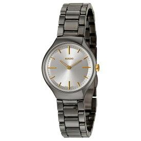 ラドー トゥルーシンライン R27956112 腕時計 レディース RADO True Thinline メタルブレス