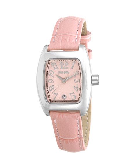 フォリフォリ S922 Pink/Pink ピンクダイヤル/ピンクベルト 腕時計 レディース Folli Follie