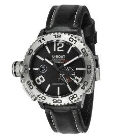 ユーボート クラシコ DOPPIOTEMPO AUTO SS 9099 腕時計 メンズ U-BOAT CLASSICO レザーストラップ