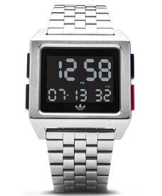 アディダス アーカイブ_M1 Z01-2924 腕時計 メンズ ユニセックス ADIDAS ARCHIVE_M1 レディース 男女兼用 メタルブレス デジタル