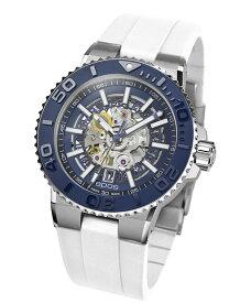 エポス スポーティブ ダイバー スケルトン 3441SKBLWHR 腕時計 メンズ 自動巻 epos SPORTIVE DIVER Skeleton ブルー系