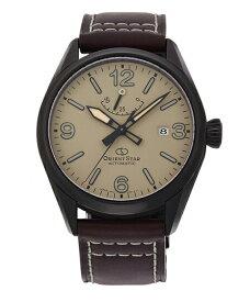 オリエントスター アウトドア RK-AU0212S 腕時計 メンズ ORIENT STAR レザーベルト ビジネスウォッチ 父の日 プレゼント