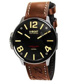 ユーボート カプソイル SS 8110 腕時計 メンズ U-BOAT CAPSOIL SS レザーストラップ