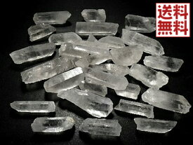 クリスタル 天然水晶 原石 1kg量り売りクォーツ Crystal Quartz 1kgパック売り ブラジル産 送料無料
