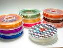 【ワケあり商品】【メール便対応】【選べる10色】アクセサリー製作と修理に伸縮強化オペロンゴム・紐