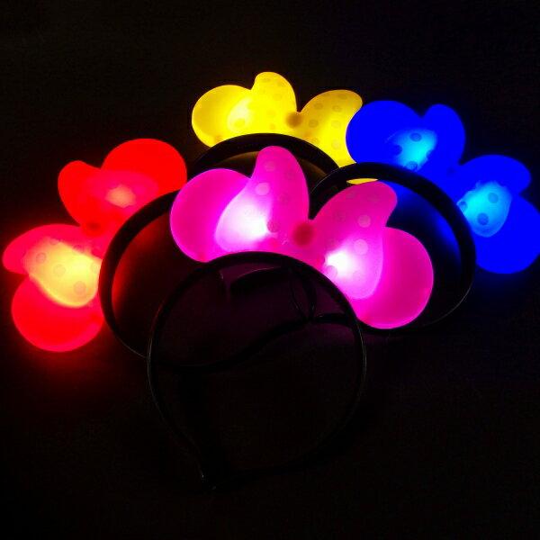 【光るおもちゃ】ライトマウスリボンカチューシャ【ご注文単位は必ず12個単位でお願いします。】光るおもちゃ 光るカチューシャ 光る カチューシャ 光り物玩具 女の子 縁日 お祭り 夏祭り 景品