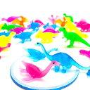 恐竜すくい100入【スーパーボール すくい すくい用品 すくいどり 景品 玩具 縁日 お祭り 子供会 ゴム おも…