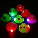 【光るすくい】ピカピカジャンボアヒル24個入り【光るすくい 光る すくい 縁日 景品 縁日すくい スーパーボール…