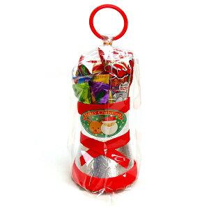クリスマスブーツ9センチ【銀靴1】★クリスマス ブーツ お菓子 詰め合わせ 駄菓子 クリスマスブーツ 子供 子供会 クリスマスブーツ サンタ サンタクロース サンタ