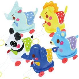 【ビニール玩具】お散歩おさんぽコロコロあにまるきっず わいるど 5個セット【縁日 お祭り 夏祭り イベント 子ども会 子供会 景品 ノベルティ お祭り】