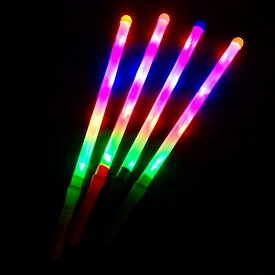 【光るおもちゃ】フラッシュプリズムスティック 12個入【光るおもちゃ 光る おもちゃ 縁日 お祭り 夏祭り 景品 玩具 景品玩具】
