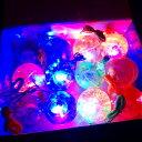 【光るおもちゃ】光るリターンウォーターボール 12個入【光るおもちゃ 光り物玩具 光りもの 光る 縁日 お祭り 夏祭り …
