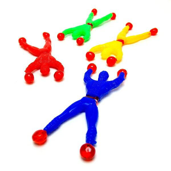 カベオリマン【ご注文単位は必ず50個単位でお願いします】玩具 おもちゃ 子供会 お祭り 縁日 くっつく お子様ランチ 人形 イベント ペッタン人形