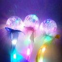 【光るおもちゃ】光るマジカルボールスティック 6個入【光るおもちゃ 光る おもちゃ 縁日 お祭り 夏祭り 景品 玩具 景…