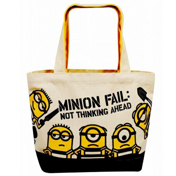 ミニオンズ ミニトートバッグ【ご注文単位は必ず3個単位でお願いします。】景品 子供 文具 文房具 ペンケース ペンケース 筆箱 ふでばこ