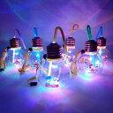 スヌーピーぽっちゃり電球ボトルストラップ付 6個入【電球ソーダ 電球ジュース 電球ドリンク 電球ボトル 電球 ソーダ…