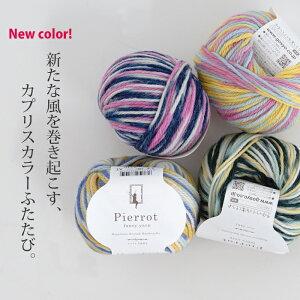 【214D】Caprice(カプリス)[毛(メリノウール)100%並太30g玉巻(約64m)全11色]