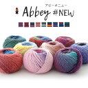 \ニットアンジェ掲載/【343N】Abbey(アビー)#NEW[毛100% 極太 40g玉巻(約60m) 全9...