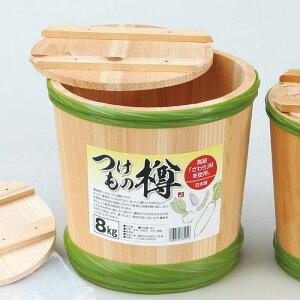 お得です!割引クーポン!SALE!漬物樽 8キロ てまひま工房 天然素材と心を紡ぐ Temahima-koboたる 日本製 木製 高級 ギフト プレゼント おうち時間 道具 キッチン用品 ナチュラル 和食 サスティナブ